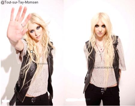●Nouveau Photoshoot de Taylor Momsen●