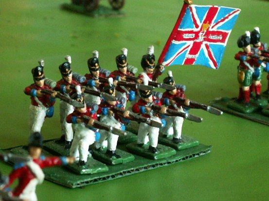 L'armée alliée