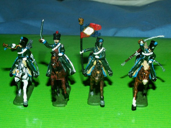 Cavalerie française