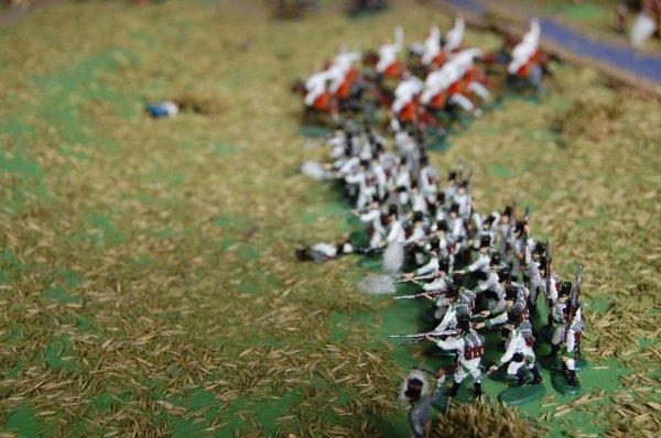 Infanterie autrichienne