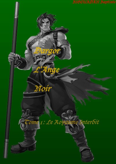 Dargor l'Ange Noir Tome 1: Le Royaume Interdit