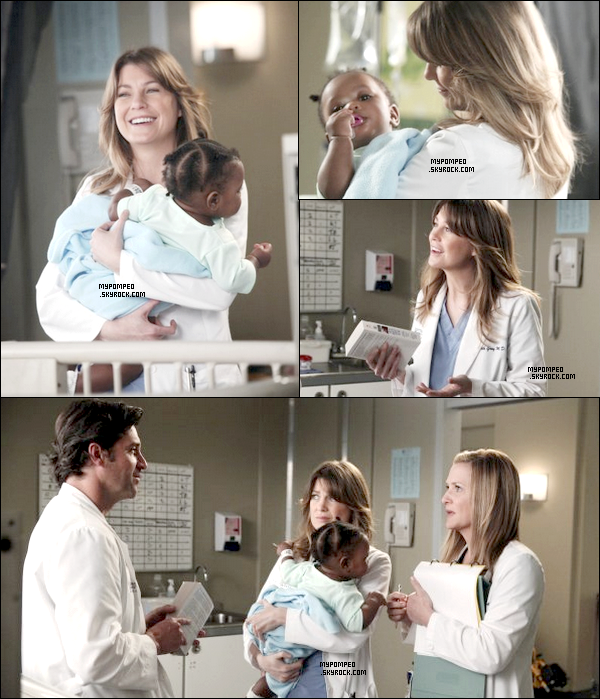 ellen __________DIVERS _______ ↪ quelques photos de grey's anatomy saison 7. { 7x21 } ellen