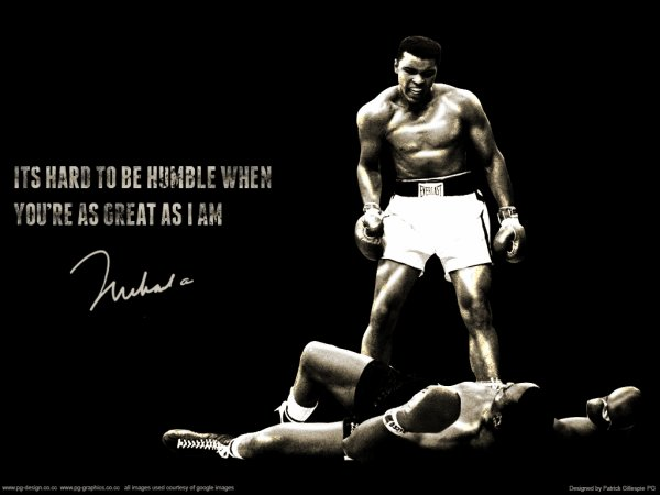Citations Muhammad Ali