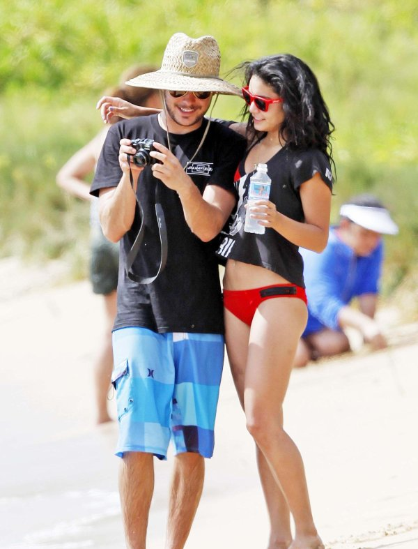 Vanessa & Zac partent en vacances !