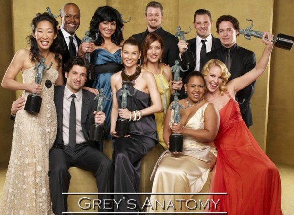 » Grey's Anatomy  «