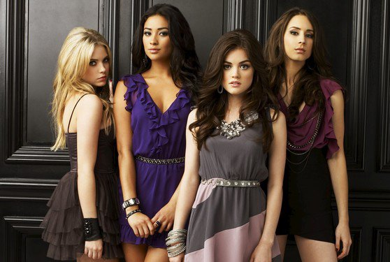» Pretty Little Liars - Série coup de coeur ♥ «