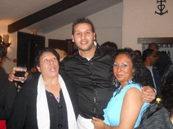 mi mama el tete y yo