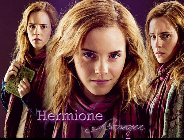 Hermione Granger Weasley