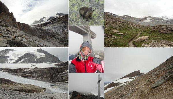7 jours en montagne, des 3'000 à foison, du sauvage…