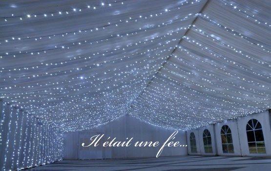 prochainement sur il tait une fe location de tentures lumineuses - Tenture Mariage Lumineuse