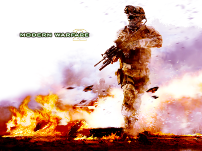 MODERN WARFARE 2 mission 1  S.S.D.D