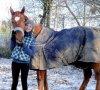 Sous le froid de l'hiver 2012 : A glagla !