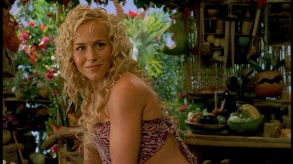 Julie Benz dans Gorges de la jungle 2
