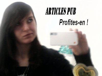 « Article Pub ♥. »