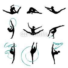 La gymnastique rythmique fait rêver..