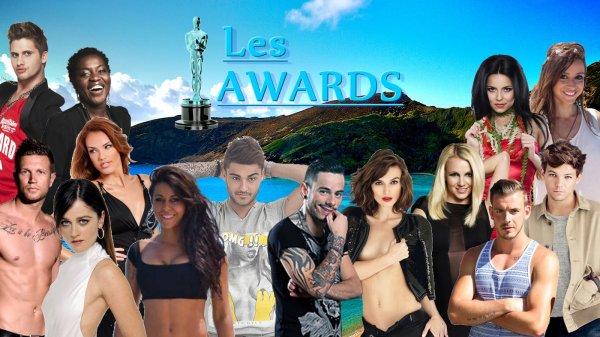 Activité 6 - Les Awards
