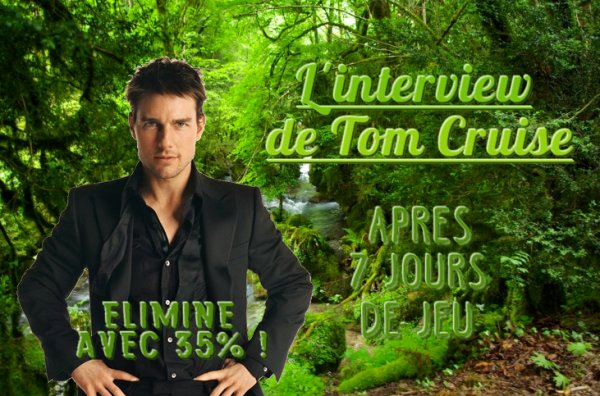 ~ Interview de Tom Cruise ~