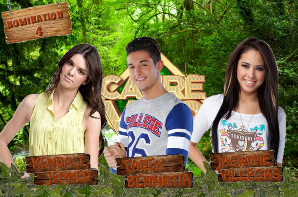 Nomination 5 : Kendall VS Tarek VS Jasmine
