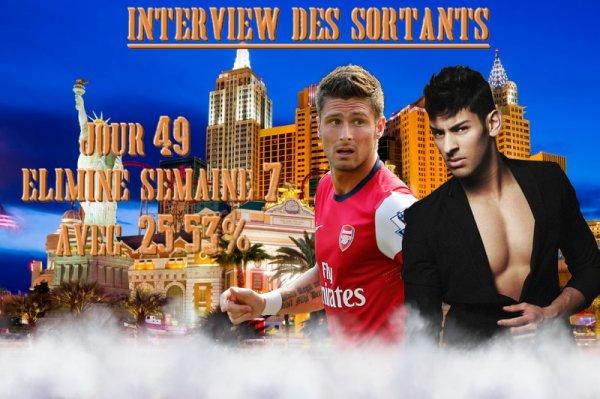 ~ Interview de Samir Benzema et Olivier Giroud ~