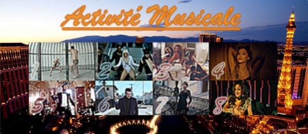 ~ Activité Musicale ~