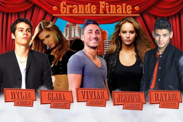 ♦ Carré Viiip Saison 6 - La Grande Finale ♦