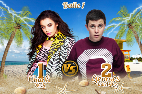 • Battle n°1 : Charli VS Georges •