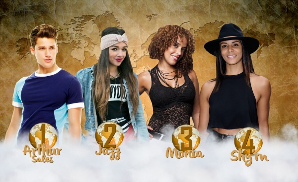 • Nomination 6 : Arthur VS Jazz VS Monia VS Shy'm •