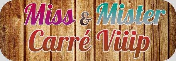 • Activité n°1 : Miss & Mister ViiiP •