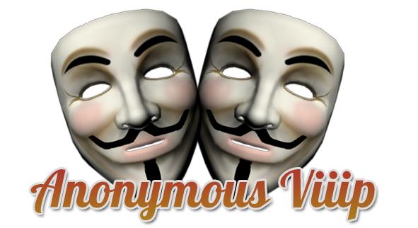 • Anonymous ViiiP •