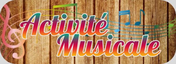 • Activité n°2 : Musique •