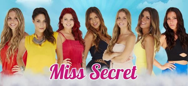 • Activité : Miss & Mister Secret •