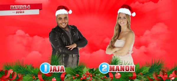 • Battle n°4 : Jaja VS Manon •