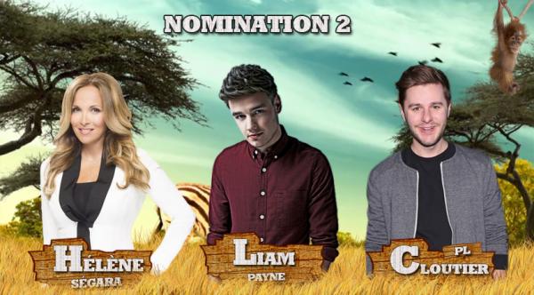 • Nomination 2 : Hélène VS Liam VS PL Cloutier •