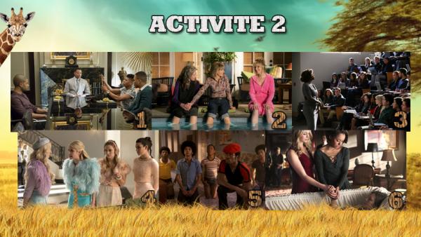 • Activité n°2 •
