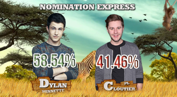 • Nomination Express : Dylan VS PL Cloutier •