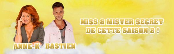 • Miss & Mister Secret •