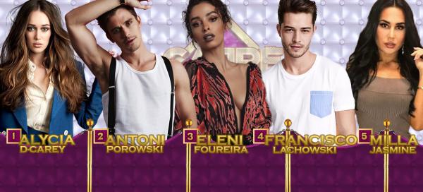 • La Grande Finale : Alycia VS Antoni VS Eleni VS Francisco VS Milla •