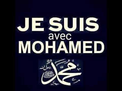 je ne ss pas charline , je ss avec mohamed  صلى الله عليه و سلم