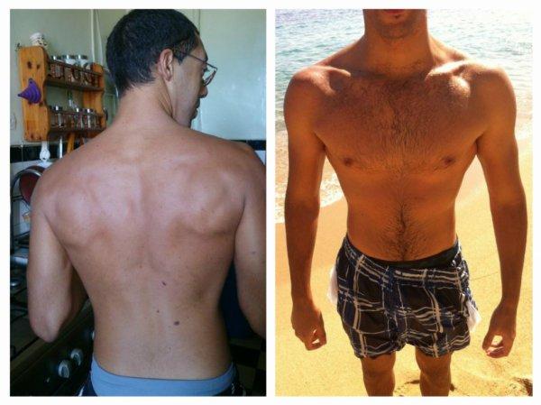 moi et la musculation
