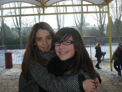 Cloé Et Léaa