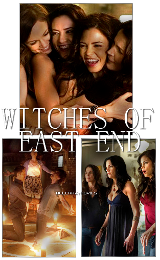 WITCHES OF EAST END - SERIE