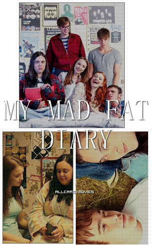 MY MAD FAT DIARY - SERIE