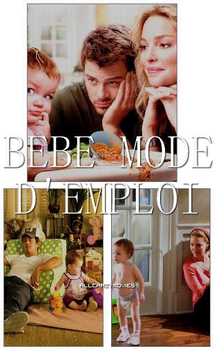 BEBE MODE D'EMPLOI