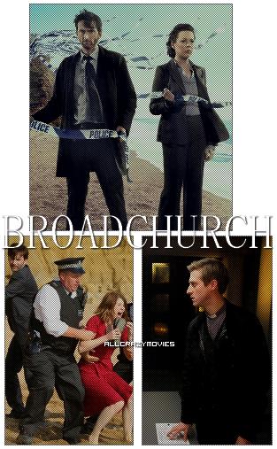 BROADCHURCH - SERIE