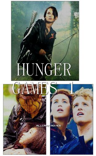 HUNGER GAMES 1 - SAGA