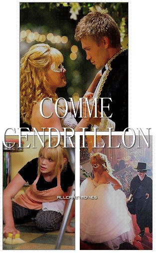 COMME CENDRILLON