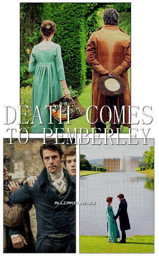 DEATH COMES TO PEMBERLEY BBC
