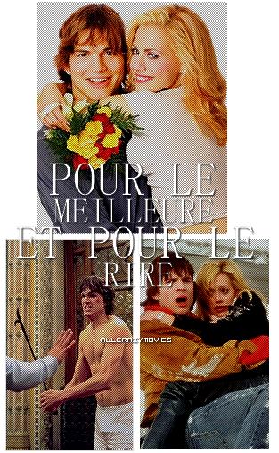 JUST MARRIED, POUR LE MEILLEURE ET POUR LE RIRE