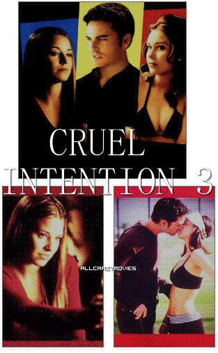CRUEL INTENTIONS 3 - SAGA