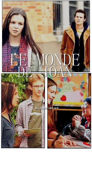 SERIE - LE MONDE DE JOAN